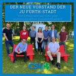 JU Fürth-Stadt: Michael Hofmann zum neuen Kreisvorsitzenden gewählt