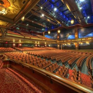 Auditorium Theater Architecture  - 12019 / Pixabay