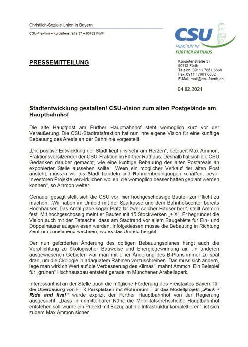 pressemitteilung-stadtentwicklung-gestalten!-csu-vision-zum-alten-postgelände-am-Hauptbahnhof